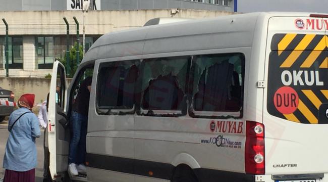 Servis aracını kurşunlayıp 4 kişiyi yaralamışlardı