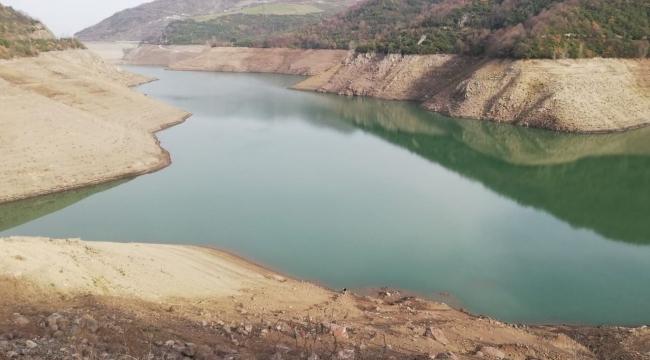 Yuvacık Barajı ağzına kadar dolu!