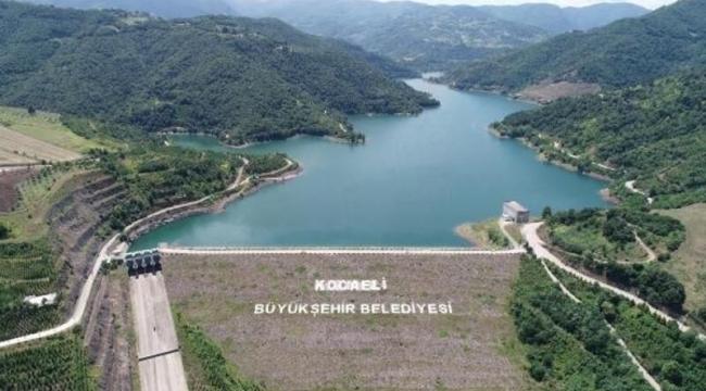 Yuvacık Barajı yüzde yüz dolu!