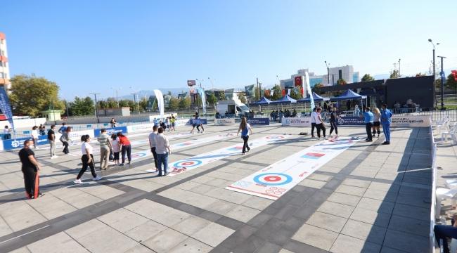 Avrupa Spor Haftası etkinliği hafta sonunda