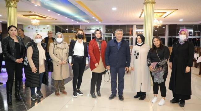 Başkan Şayir, Okul Aile Birliği Başkanlarıyla bir araya geldi