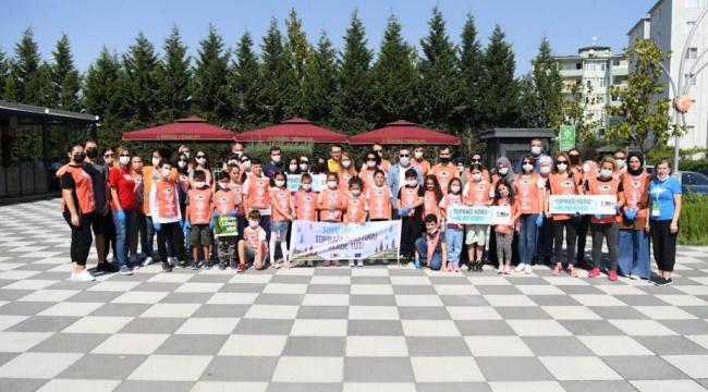 Çayırova'da 'Dünya Temizlik Günü ' etkinliği