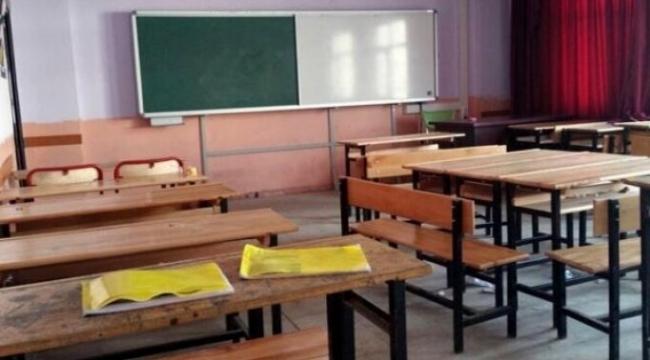 Darıca'da 2 sınıfta yüz yüze eğitime ara verildi!