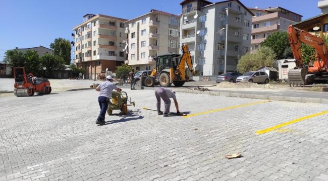 Darıca'da 500 araçlık otopark alanı oluşturuldu
