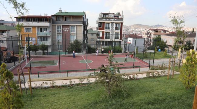 Darıca'da park sayısı arttırılıyor