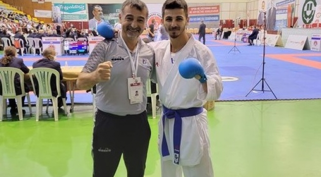 Eray Şamdan 13. Kez Türkiye Şampiyonu odu
