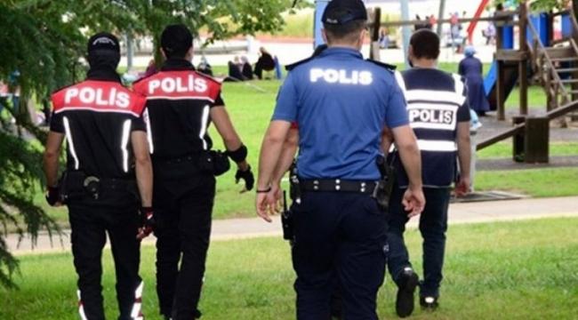 Karantinada olması gereken 23 kişi sokakta yakalandı!
