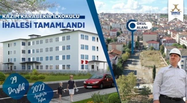 Kazım Karabekir İlkokulu'nda mutlu son