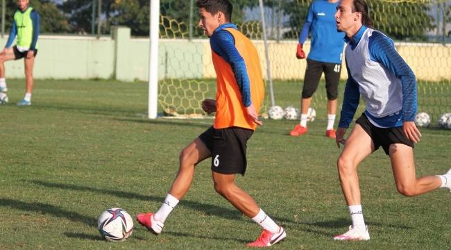 Redoks Darıca G.B'de Çarşambaspor maçı hazırlıkları sürüyor