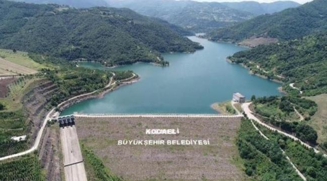 Yuvacık Barajı'ndaki su miktarı yüzde 69'a düştü!