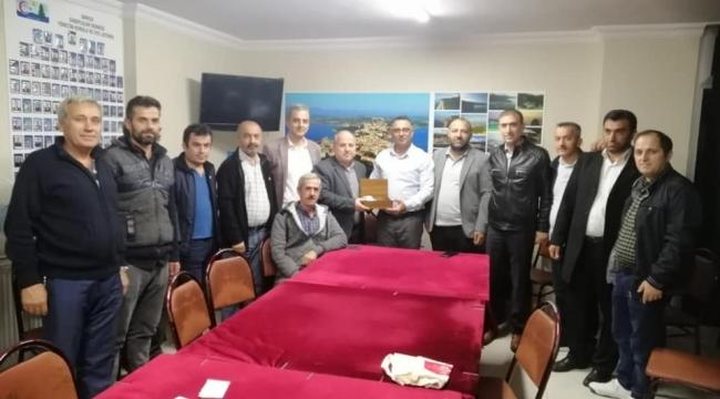 CHP Darıca, dernekleri ziyaret etmeyi sürdürüyor!