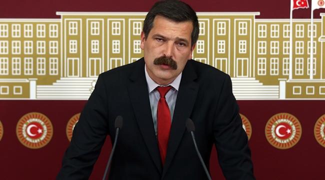 TİP Genel Başkanı Erkan Baş Gebze Mitsuba fabrikasındaki direnişi meclise taşıdı