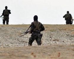 Yüksekova'da terör örgütü operasyonu