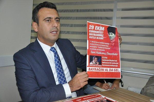 CHP Darıca'dan ''Cumhuriyet Konseri''