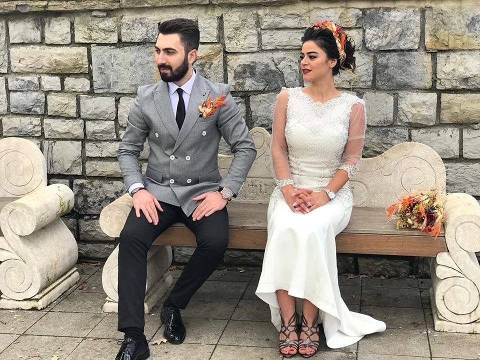 Gazeteci Zeynel Oğuz nişanlandı