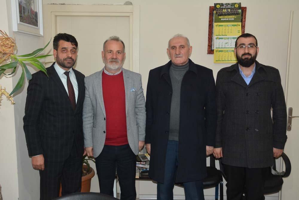 Çetinkaya;, CHP'de dahil tüm partilerin oylarını alacağız