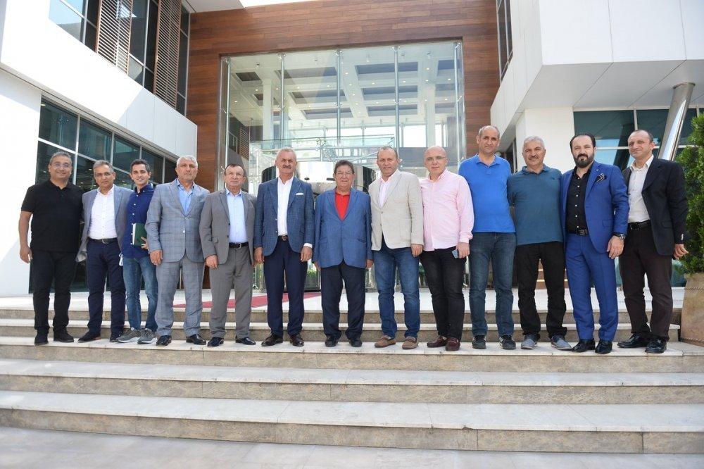 GTO'ya Erbil'den 'Kardeş' ziyareti