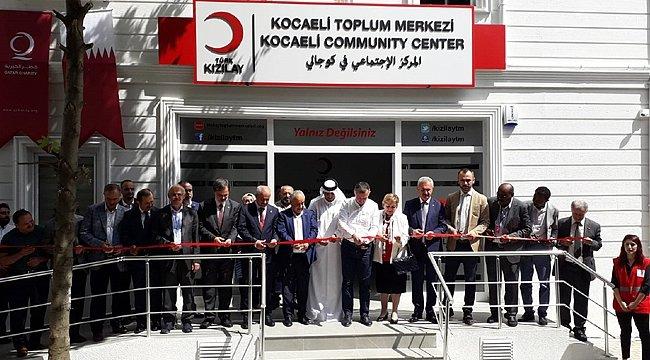 Türk Kızılayı yardım elini Gebze'de uzatacak
