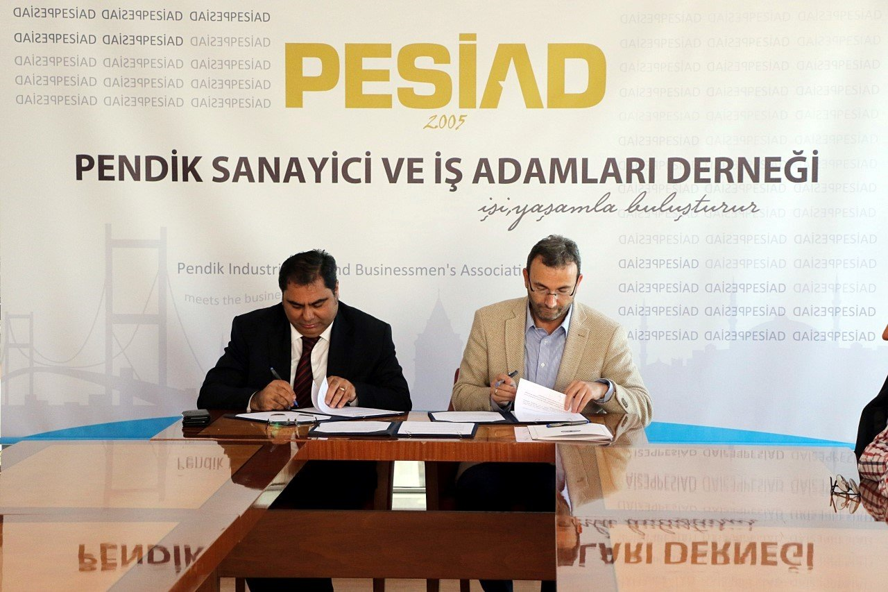 GTÜ, PESİAD ile işbirliği protokolü imzaladı