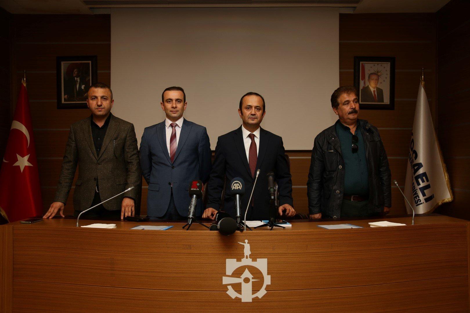 'Barış Pınarı'na destek