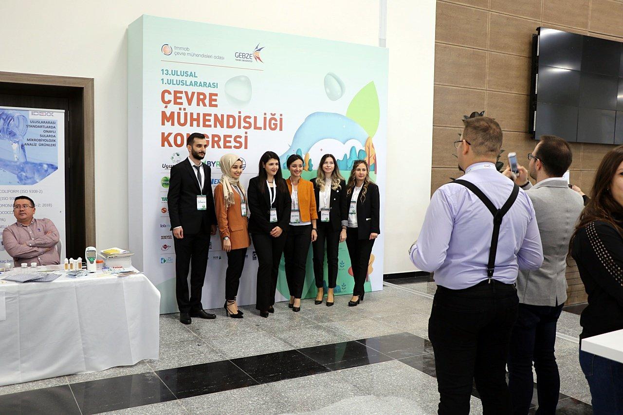 GTÜ,Çevre Mühendisliği Kongresi Düzenledi