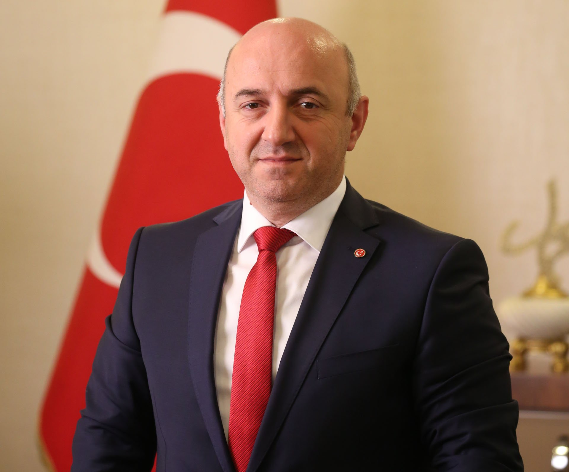 Başkan Bıyık'tan Cumhuriyet Bayramı Mesajı