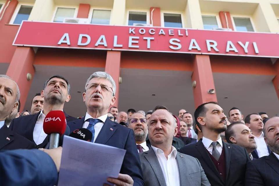 AK Parti'den, gençlere küfreden iş insanı hakkında suç duyurusu