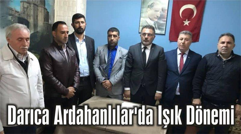 Darıca Ardahanlılar'da Bülent Işık dönemi