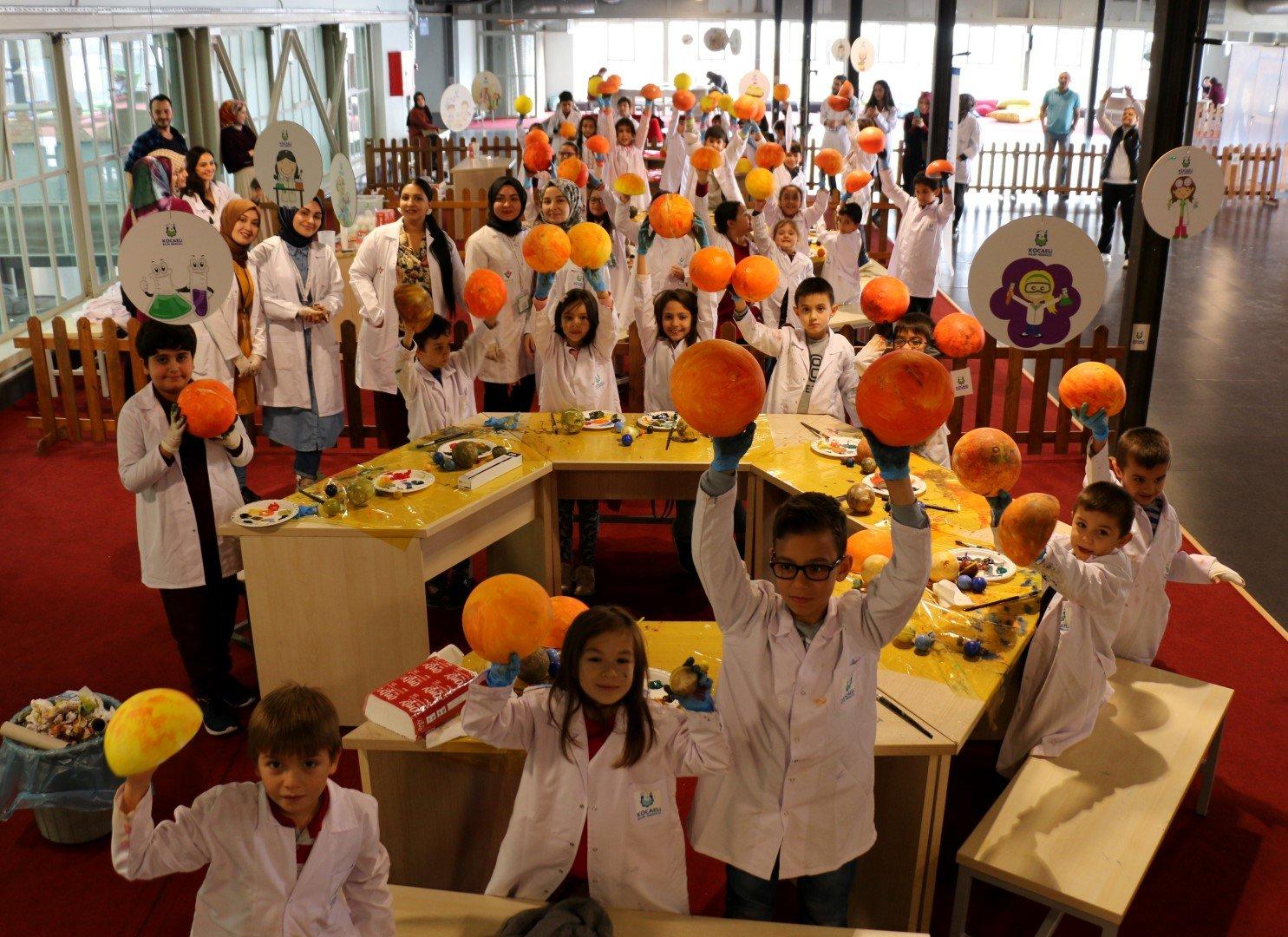 Bilim Merkezi, 1 milyon ziyaretçiye ulaştı
