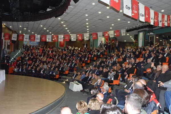 CHP Darıca'da kongre heyecanı!