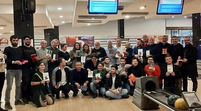 Gazeteciler bowling turnuvasıyla stres attı