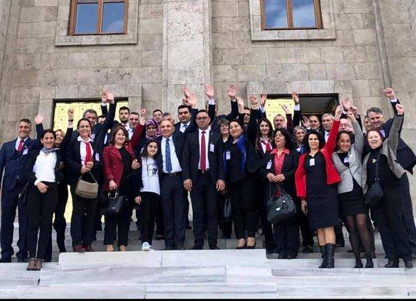 CHP Darıca, Ankara'ya çıkarma yaptı!