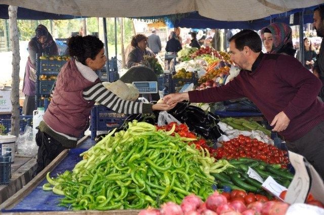 Gebze'de Semt Pazarı günlerinde değişikliğe gidildi