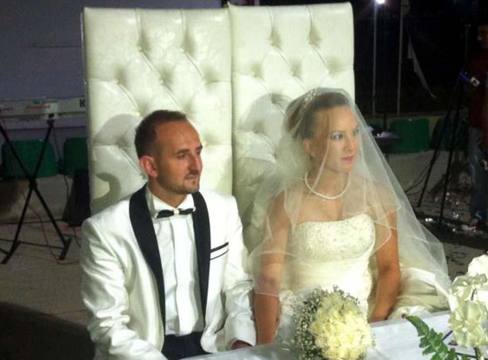 Rüya gibi bir düğün!