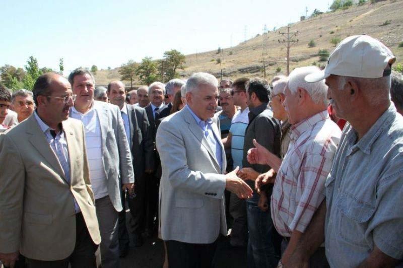 Erzincan'da Darıca'nın sıkıntısını anlattı